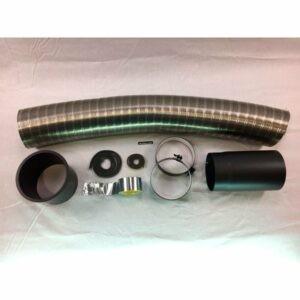 Flexrørskit 1 Ø150mm uden adaptor
