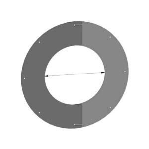 Loftkrave 2-delt 0-10°