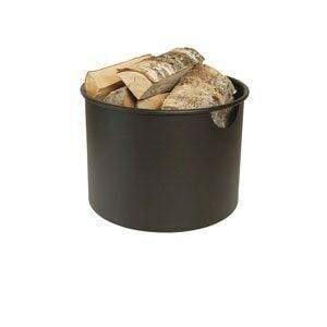 Brændeopbevaring