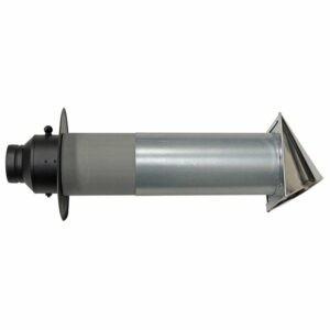 Forbrændingsluftsæt Ø100mm