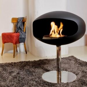 Cocoon-Pedestal-Rustfrit-staal-3