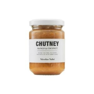 Nicolas Vahé Chutney Mango & Coconut
