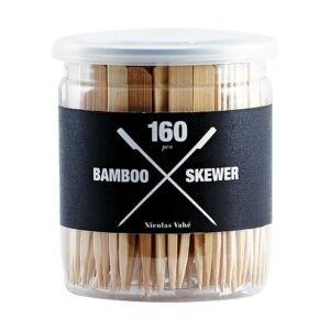 Nicolas Vahé Skewers bambuspinde små
