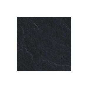 Polysan skifergulvplade sort 100x100 cm
