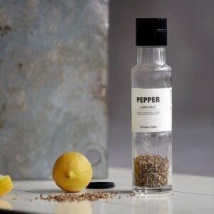 Nicolas Vahé Sort Peber Citron
