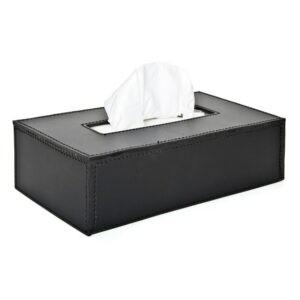 Ørskov Tissue Box Sort/sort