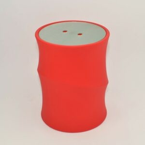 Pillespand rød