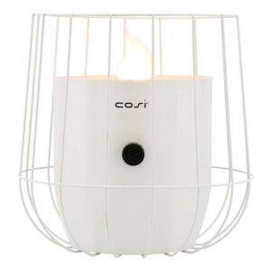 Cosiscoop Basket i hvid set forfra