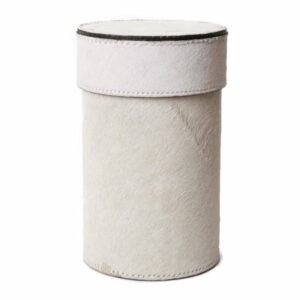 Ørskov Opbevaringsrør koskind hvid